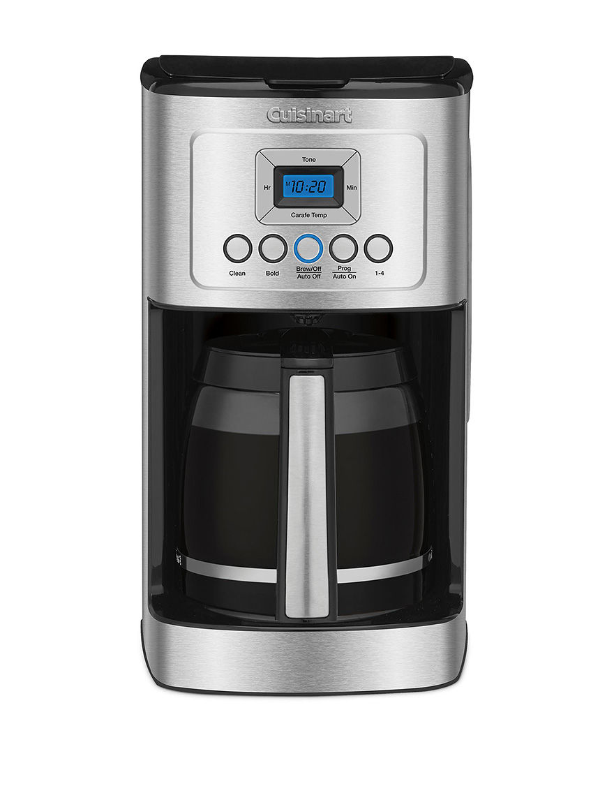 Cuisinart Stainless Coffee, Espresso & Tea Makers Kitchen Appliances