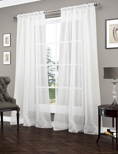 Ellery White Curtains & Drapes Window Treatments