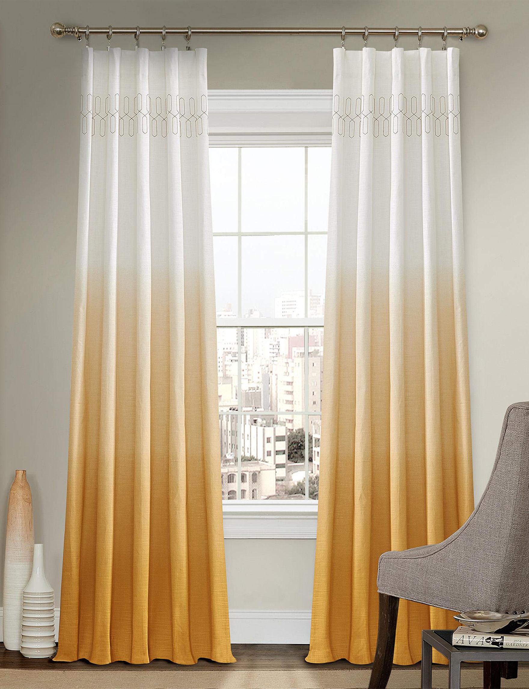 Ellery Gold Window Treatments