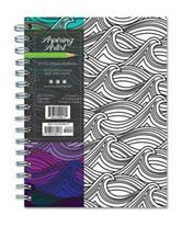TFI Publishing Aspiring Artist Coloring Journal