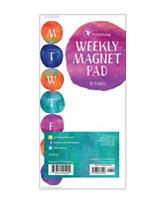 TFI Publishing Water Spot Weekly Magnetic Pad