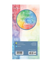 TFI Publishing Tie-Dye Magnetic Pad