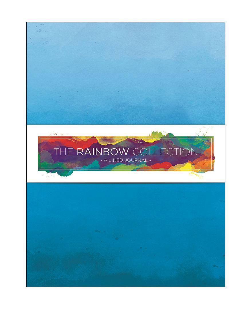 TFI Publishing Blue Stationary