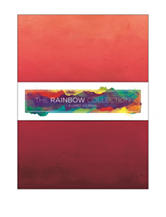TFI Publishing Red Watercolor Journal