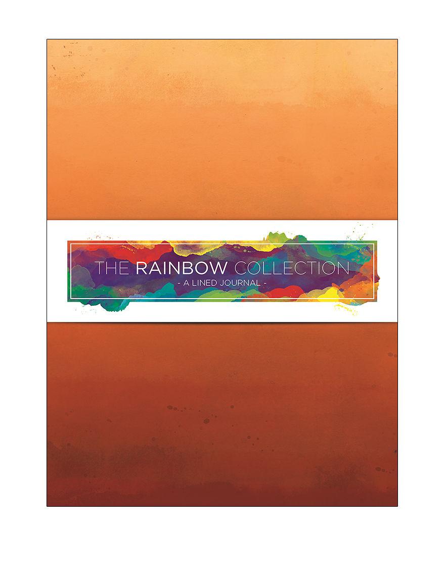 TFI Publishing Orange Stationary