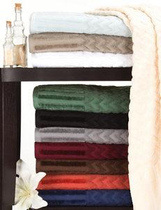 Lavish Home 6-pc. Chevron Egyptian Cotton Towel Set