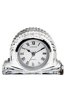 Godinger Clear Wall Clocks Home Accents