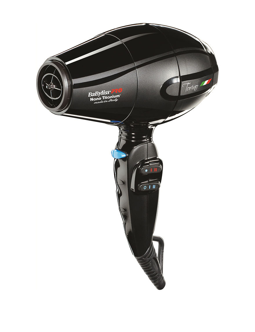 BaByliss PRO Black Hairstyling Tools