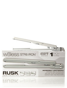 Rusk White Hairstyling Tools