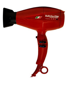 BaByliss PRO Red Hairstyling Tools