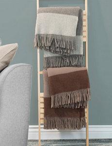Lavish Home Brown Blankets & Throws