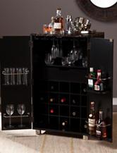 Southern Enterprises Cape Town Bar Cabinet