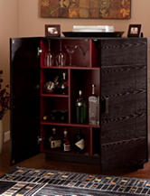 Southern Enterprises Britton Bar Cabinet