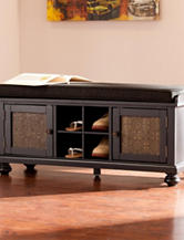 Southern Enterprises Sarona Storage Bench