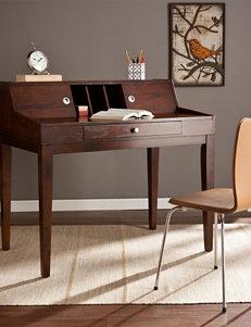Southern Enterprises Humphrey Sliding-Door Desk