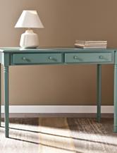 Southern Enterprises Janice 2-Drawer Writing Desk