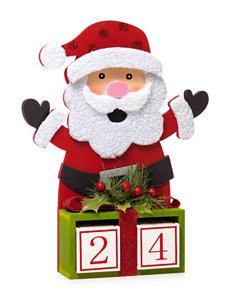 Jingle Bell Lane Santa Calendar