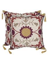 Bombay 2-pk. Turkish Garden Toss Pillow Set