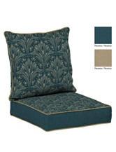Bombay Royal Zanzibar Deep Seat Cushion Set