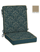 Bombay Royal Zanzibar Chair Cushion