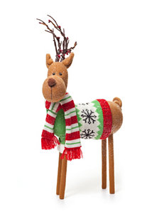Jingle Bell Lane Black Holiday Decor