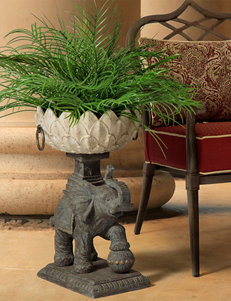 Bombay Grey Stone Outdoor Decor