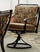 Bombay Normandy Dining Swivel Chair Set