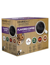 Keurig® K-Cup® 48-Count Portion Pack - Flavored Coffee Collection