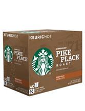 Keurig® K-Cup® 40-Count Portion Pack - Starbucks® Pike Place Roast Coffee