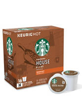 Keurig® K-Cup® 16-Count Portion Pack - Starbucks House Blend Coffee