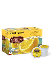 Keurig® K-Cups® 12-Count Portion Packs - Celestial Seasonings® Lemon Zinger Herbal Tea.