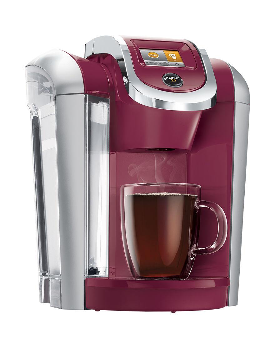 Keurig Vintage Red Coffee, Espresso & Tea Makers Kitchen Appliances