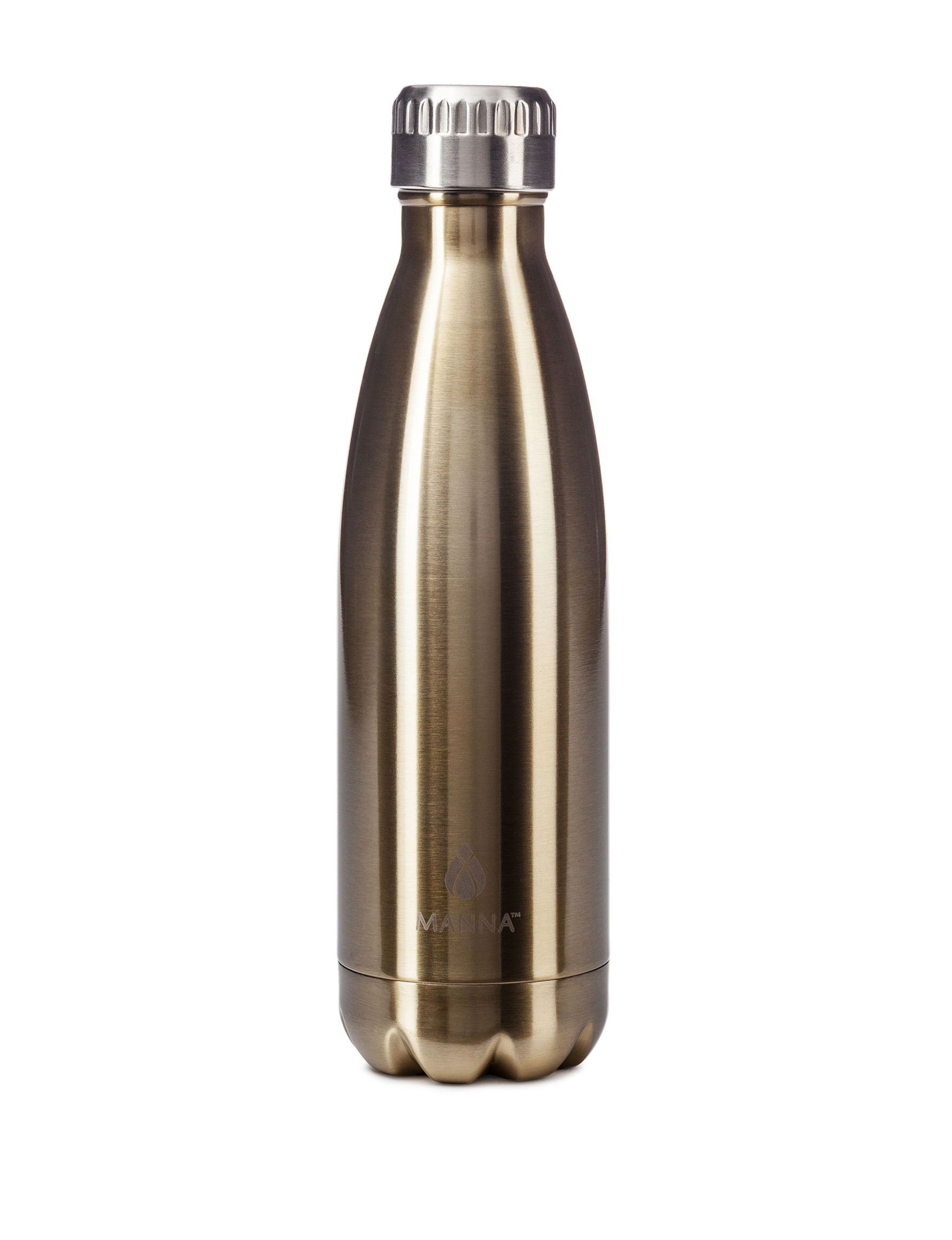 Core Home Gold Water Bottles Drinkware