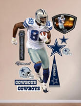 Fathead 11.pc. Dez Bryant Wide Receiver Wall Decal