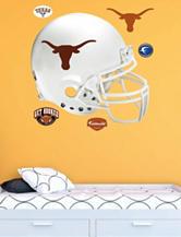 Fathead 6-pc. Texas Longhorns Helmet Wall Decal