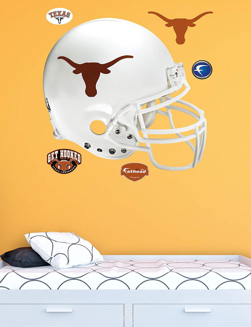 Fathead Black Wall Art NCAA Wall Decor