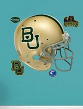 Fathead 6-pc. Baylor Bears Helmet Wall Decals