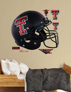 Fatheads 7-pc. Texas Tech Red Raiders Black Helmet Wall Decals