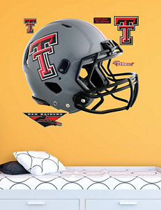 Fatheads 6-pc. Texas Tech Red Raiders Wall Decals