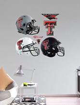 Fathead 7-pc. Texas Tech Red Raiders Helmet Collection