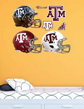 Fathead 7-pc. Texas A&M Aggies Helmet Collection Wall Decals