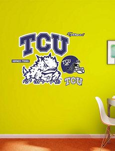 Fathead Black Wall Art Game Room NCAA Wall Decor