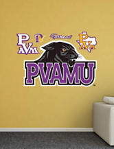 Fathead 5-pc. Prairie View A&M Panthers Logo Wall Decals