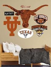 Fathead 7-pc. Texas Longhorns Realtree® Logo Wall Decals