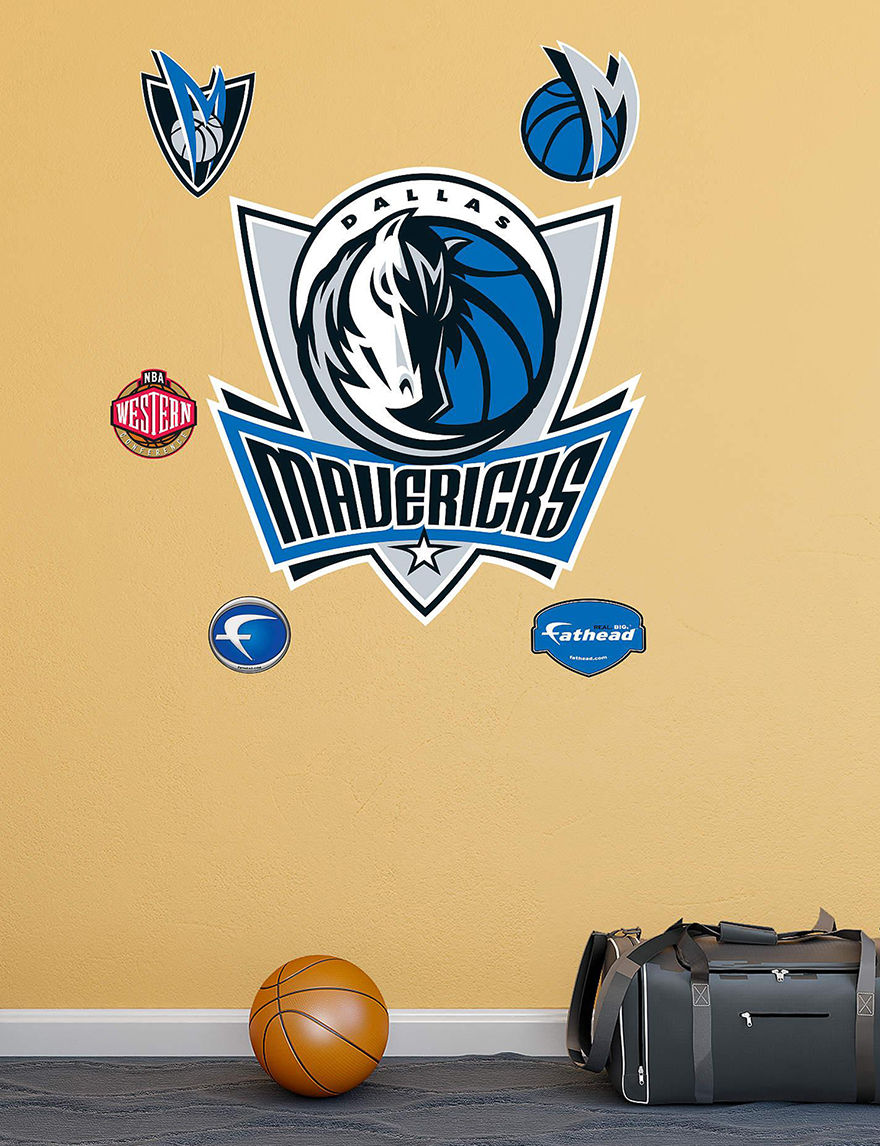 Fathead Black Wall Art NBA Wall Decor