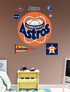 Fathead 8-pc. Houston Astros Classic Logo Wall Decals