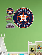 Fathead 6-pc. Houston Astros Logo Wall Decals