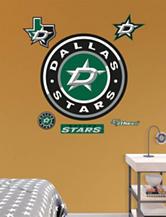 Fathead 6-pc. Dallas Stars Alternate Logo Wall Decals