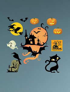 Fathead 12-pc. Halloween Icons Wall Decals