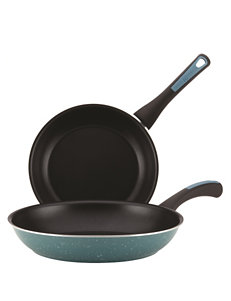 Paula Deen Blue Frying Pans & Skillets Cookware